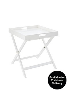 ideal-home-betsy-folding-tray-table-white