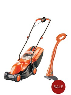 flymo-flymo-visimo-rotary-mower-with-free-mini