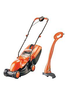 flymo-visimo-rotary-mower-with-free-mini-trimmer