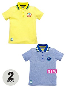 ladybird-boys-polo-shirts-2-pack