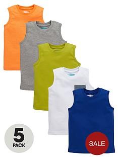 ladybird-boys-tank-tops-5-pack