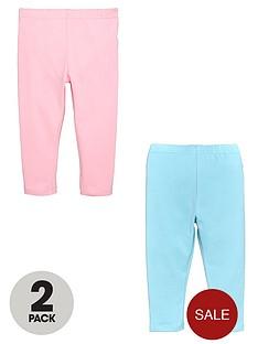 ladybird-girls-crop-leggings-2-pack