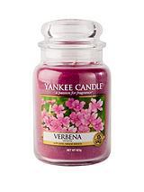 Classic Large Jar- Verbena