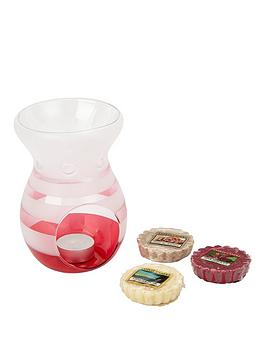 yankee-candle-melt-warmer-with-3-wax-melts