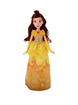 Photo of Disney princess beauty & the beast classic belle fashion doll