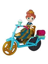 Disney Frozen Little Kingdom Anna & Bicycle