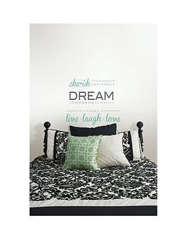 wallpops-lsquocherish-dream-liversquo-wall-art-decal