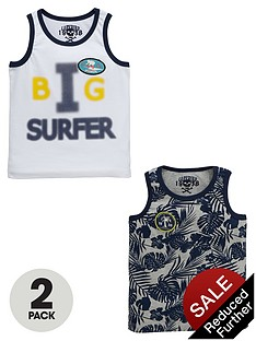 ladybird-boys-sublimation-vests-2-pack