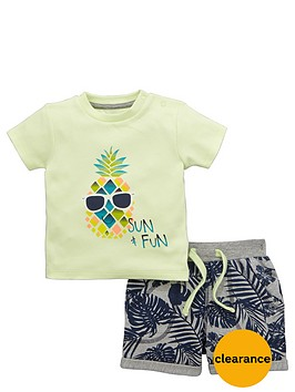 ladybird-baby-boys-bright-sun-and-fun-t-shirt-with-shorts-set