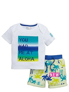 ladybird-baby-boys-aloha-t-shirt-and-shorts-set-2-piece