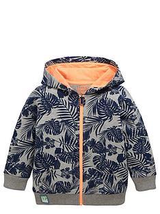 ladybird-boys-tropical-print-hoodie