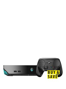 alienware-steam-machine-intelreg-coretradenbspi3-processor-4gb-ram-500gb-hard-drive-gaming-pc-desktop-base-unit-with-nvidia-2gb-graphics