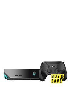 alienware-steam-machine-intelreg-coretrade-nbspi5-processor-8gb-ram-1tb-hard-drive-gaming-pc-desktop-base-unit-with-nvidia-2gb-gtx-graphics