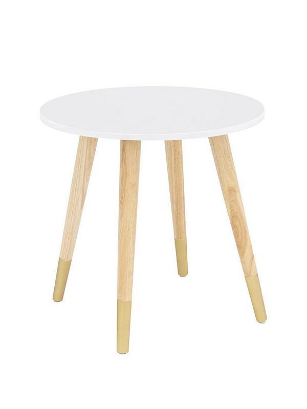 super popular 8fbcd d58a8 Teddy Side Table - White