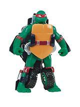 Mutations Deluxe Figures - Turtle to Vehicle - Raph