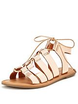 Elm Ghillie Lace Up Sandal
