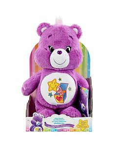 care-bears-medium-plush-with-dvd-surprise-bear