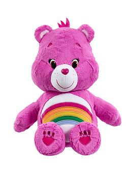 care-bears-large-plush-cheer-bear