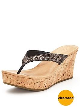 ugg-natassia-wedged-sandalnbsp
