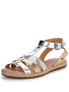 ugg-australia-lanettenbspmetallic-sandal