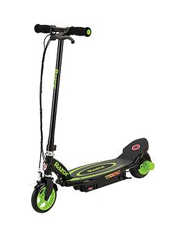 Razor Powercore E90 Scooter - Green