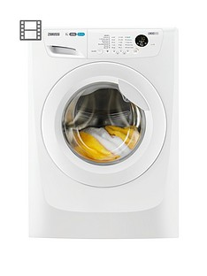 Zanussi ZWF91483W 9kg Load, 1400 Spin Washing Machine - White
