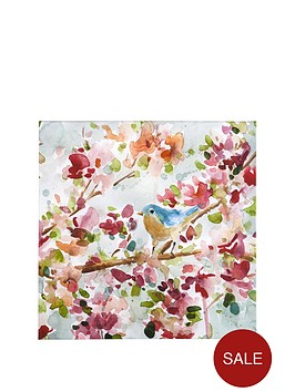 graham-brown-free-as-a-bird-floral-canvas