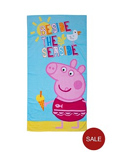 peppa-pig-beach-towel