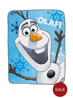 disney-frozen-happy-olaf-fleece-blanket
