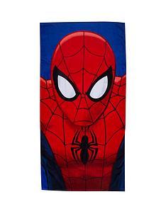 marvel-spiderman-manhattan-towel