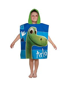 disney-the-good-dinosaur-poncho-towel