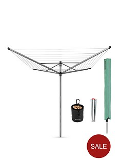 brabantia-lift-o-matic-rotary-dryer-with-accessories