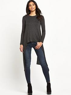 river-island-split-back-jumper