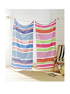 funky-stripe-pareo-beach-towel