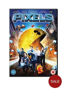 pixels-dvd