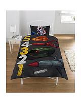 Thunderbirds Duvet Cover and Pillowcase Set in Single Size