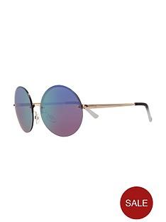 river-island-round-frameless-colour-pop-sunglasses