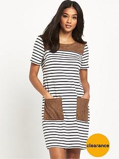 vila-tinny-mix-dress