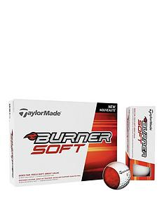 taylormade-burner-soft-golf-balls-12-pack
