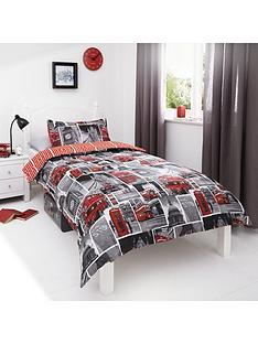 london-bus-rotary-duvet-cover-multi