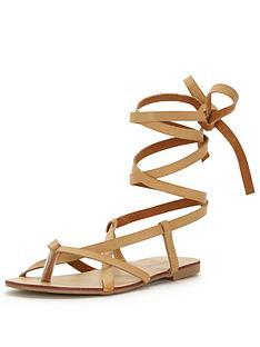 glamorous-gladiator-flat-sandal