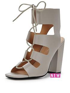 glamorous-caged-block-heel-ankle-bootnbsp