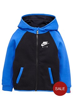 nike-nike-younger-boys-brushed-fleece-flash-full-zip-hoody