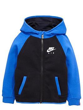 Nike Nike Younger Boys Brushed Fleece Flash Full Zip Hoody