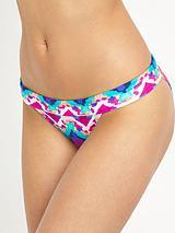 Essentials Tanga Bikini Brief