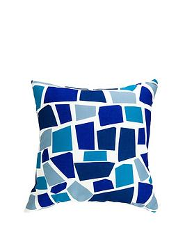 mosaic-printed-cushion