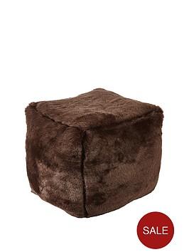 plain-faux-fur-cube