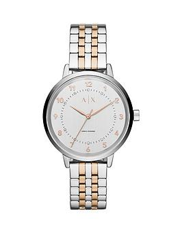 armani-exchange-silver-dial-and-stainles