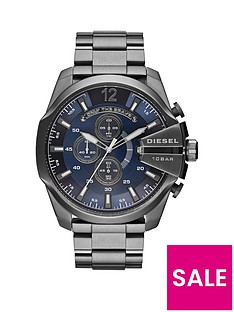 diesel-on-silver-dial-tan-leather-strap-hybrid-smartwatch