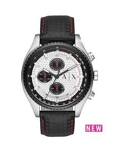 armani-exchange-silver-dial-black-leather-strap-mens-watch